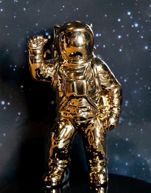 Astronauta oro
