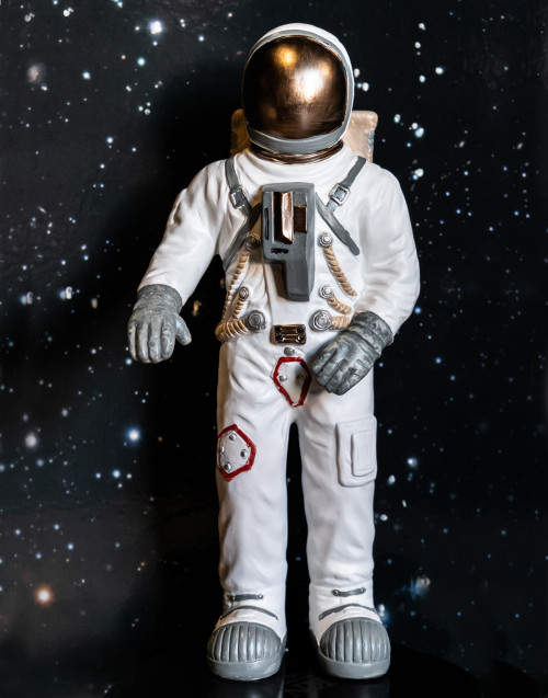 Great white astronaut