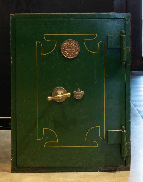 Vintage Safe By Philip & sons