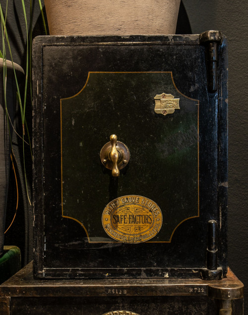Vintage safe By Withy Groove