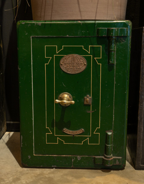 Cassaforte vintage By Safes Ltd
