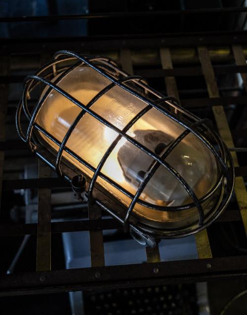 Sea style turtle lamp