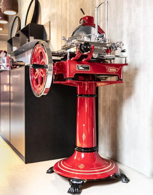 Berkel H21 red