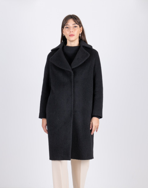 Breras Milano black coat