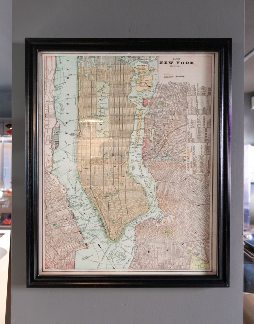 copy of New York map