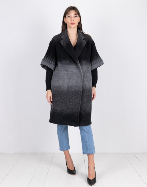 Degradé effect coat