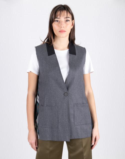 Gray toledo vest