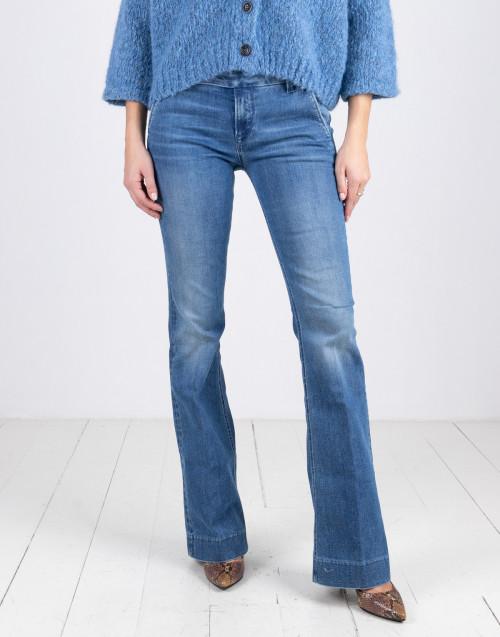 Jeans denim chiaro