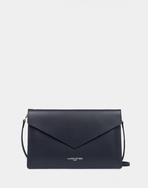 Blue City clutch bag