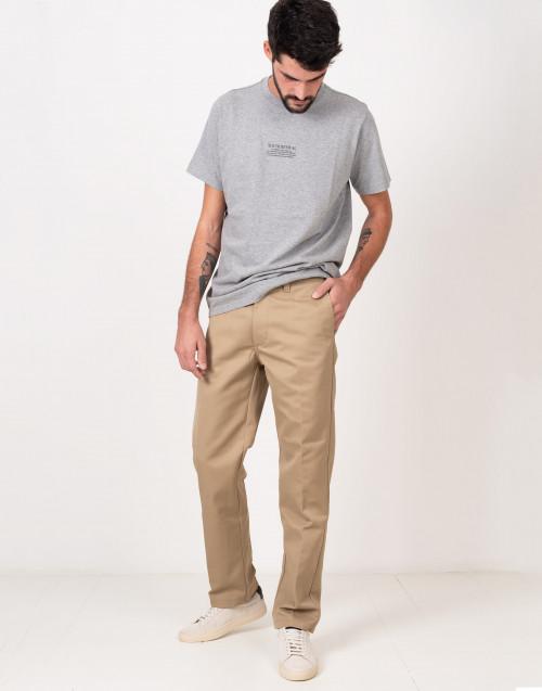 Pantaloni chino kaki
