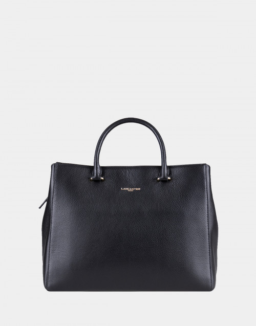 Black Dune leather bag