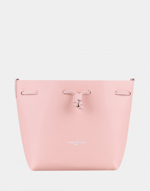 Pastel pink Pur & Element City bucket bag