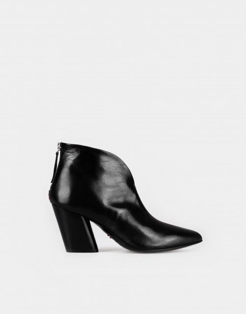 Black Baby Kid ankle boot