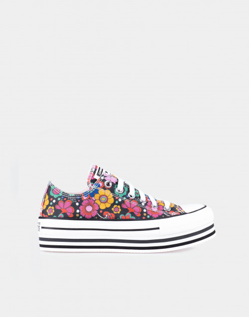 Unite Platform Chuck Taylor All Star Low Top