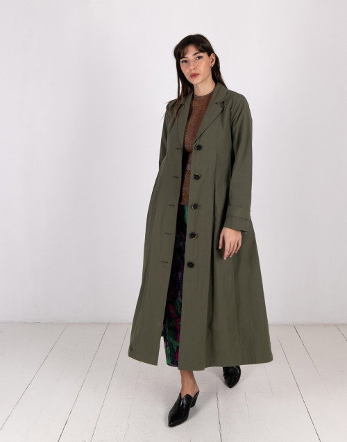 Trench selected verde