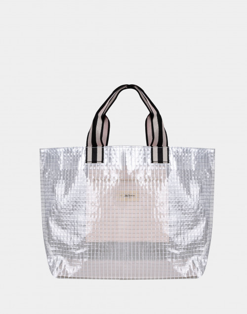 Transparent Lormina plastic bag