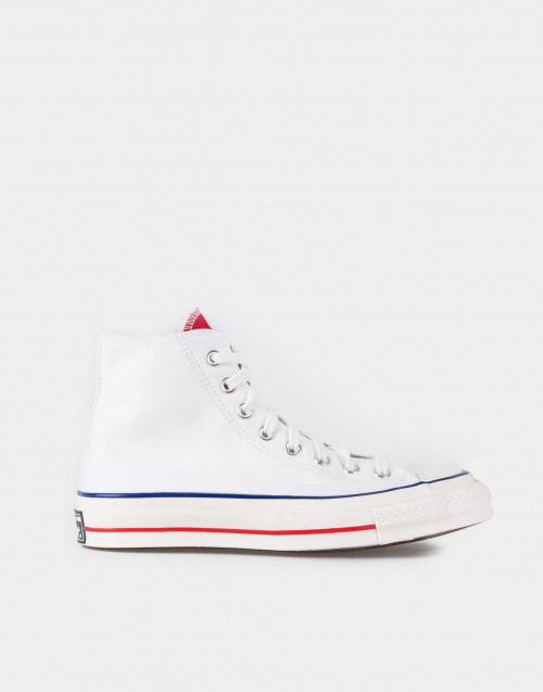 White Converse Chuck Taylor