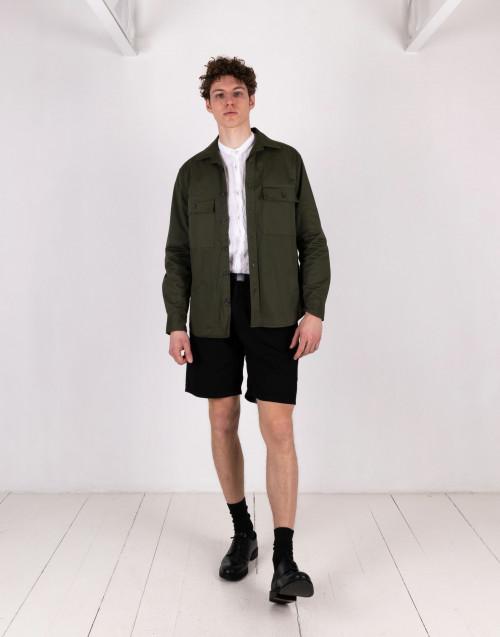 Camicia militare verde