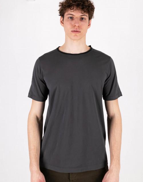 T-shirt jersey grigia