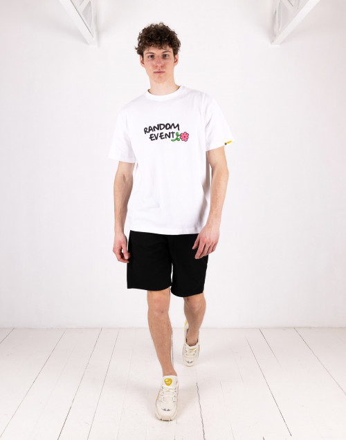 T-shirt bianca Puma x Randomevent