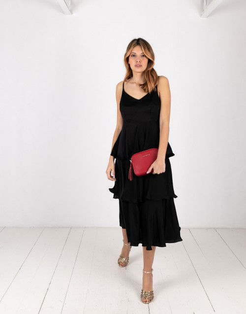 black Ameliè long dress