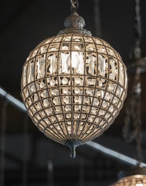 Lampada sfera Spiridon