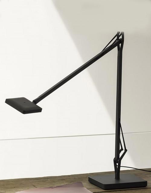 Lampada Kelvin Edge tavolo Base nera