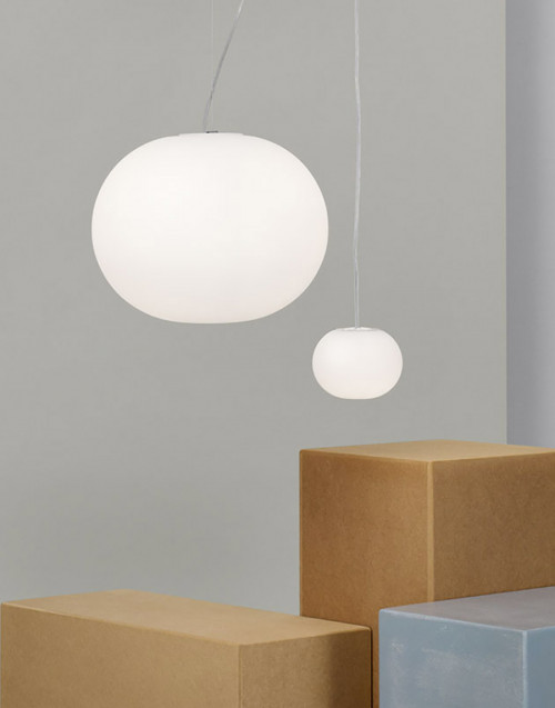 Mini Glo-Ball suspension Lamp