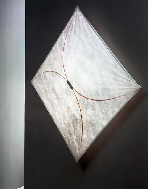 Fabric Ariette 3 wall lamp