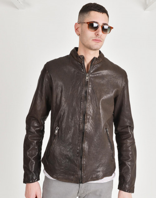 Vintage Liron leather jacket