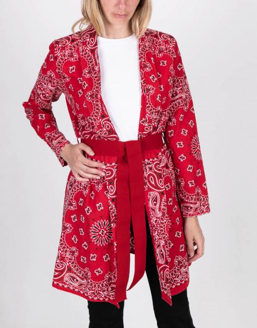 Kimono stampa bandana