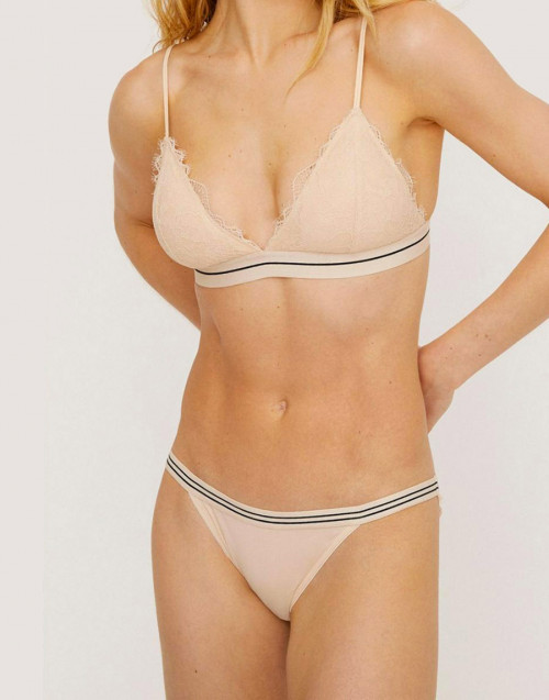 Wild Rose Brief - Sand
