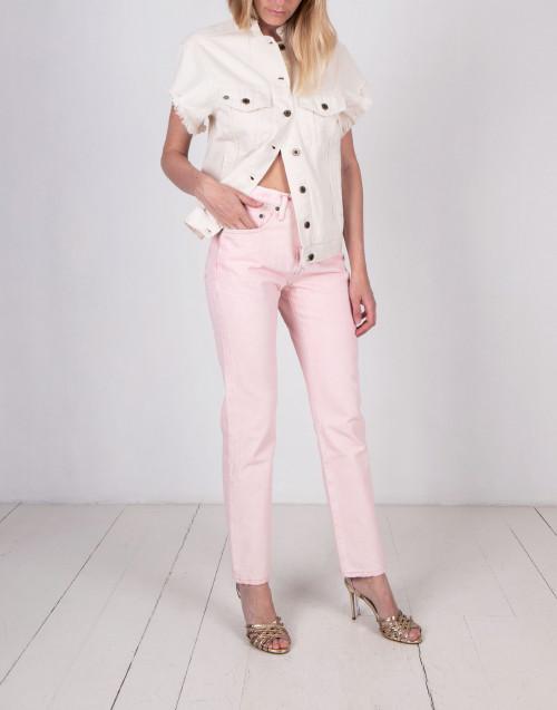 Jeans Levi's 501 rosa