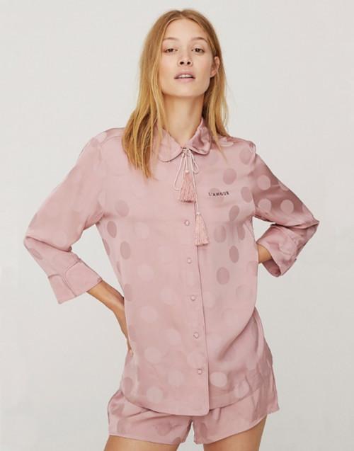 Sunday blossom shorts pyjama