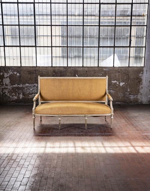 Venetian style sofa