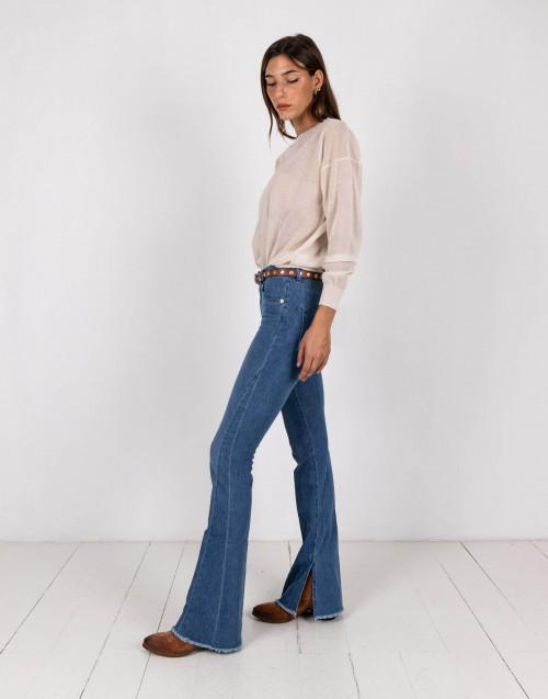 Jeans a zampa iside blaine
