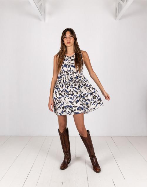 Midi fantasy dress