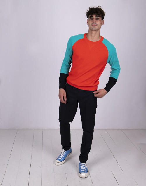Maglia colorblock Paul Smith