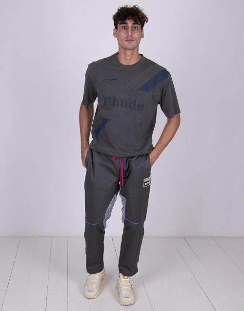 Pantalone streetwear grigio Puma X Rhude