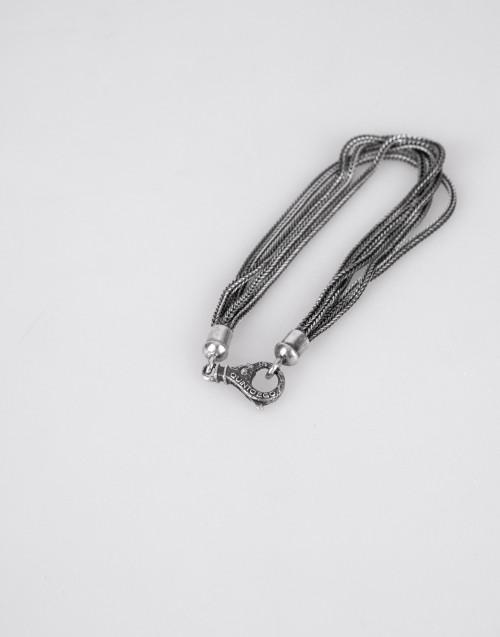 Multi foxtail bracelet