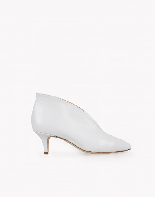 White leather Sevilla boot