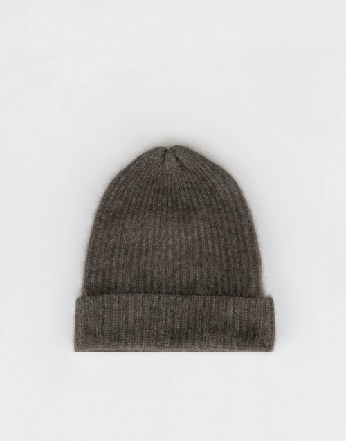 Taupe color C.T. Plage beanie