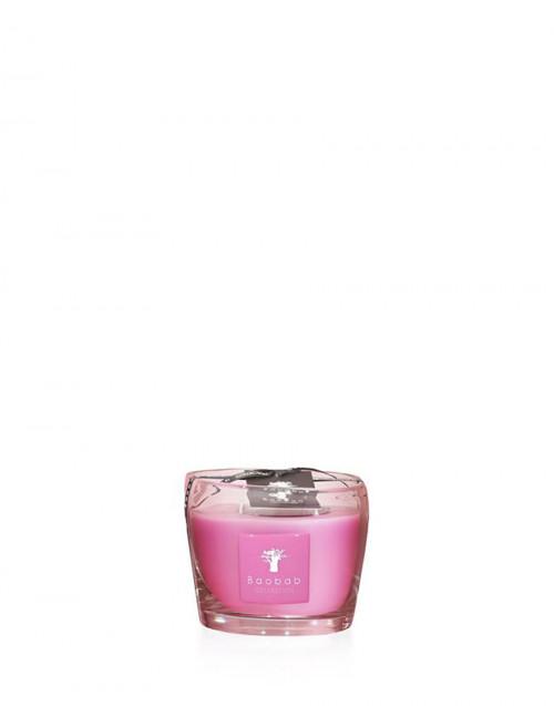"""candle max 10 beach club - d'enbossa pink -  fruity"""