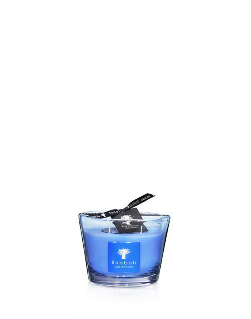 Candle max 10 beach club - pampelonne blue - greedy
