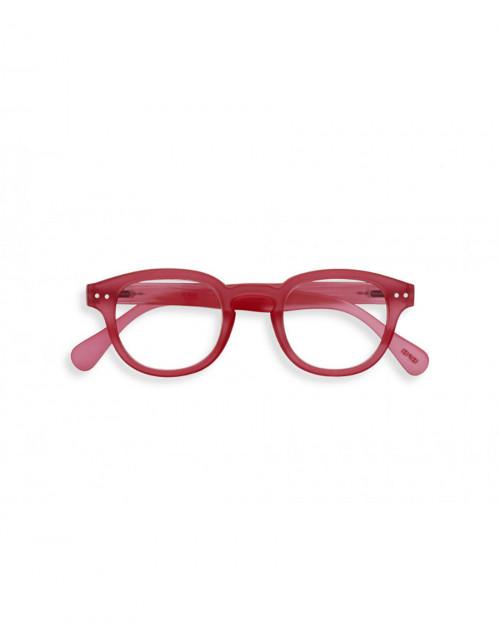 Occhiale da lettura Mod. C color ciliegia