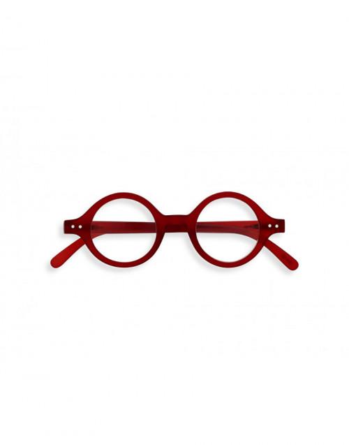 Occhiale da lettura Mod. J rosso