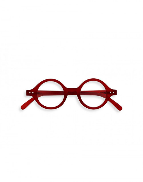 Reading glasses Mod.J red
