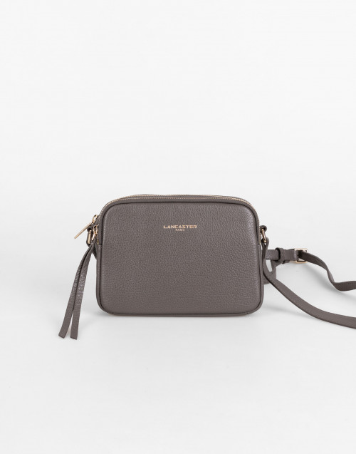 Gray small Dune camera bag
