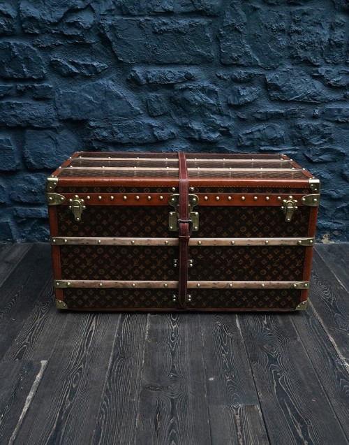 BAULE LOUIS VUITTON MALLE Courrier