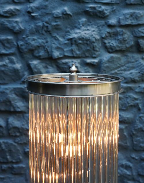 Timothy oulton table lamp set